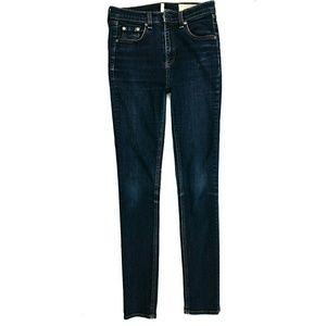 RAG AND BONE Justine skinny jeans 26